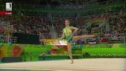 Невяна Владинова - бухалки- финал - Рио 2016