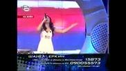 Music Idol:шанел С Изпълнението Си На Песента SMS 31.03.2008