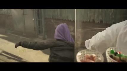 Skrillex -bangarang feat.sirah[official Music Video]