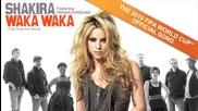 Shakira feat Freshlyground - Waka Waka (this Time For Africa) Official