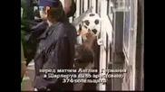 Hooligans England  -  Deutschland EM 2000