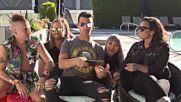 интервю с Деми и Джо също така се присъединява и групата на Джо