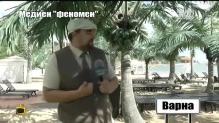 Медиен 'феномен' - какво вещаят пластмасовите палми - Господари на ефира (25.09.2014)