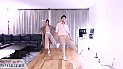 BTS (방탄소년단)-IDOL Tutorial (Mirrored+Explanation) | Ellen and Brian