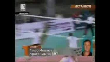 Волейболните ни национали се наложиха на Чехия с 3:1 гейма