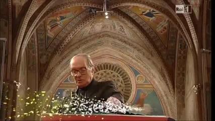 Ennio Morricone ~ Mission ~ Concerto di Natale 2012 - Assisi