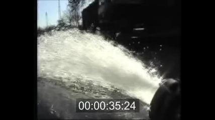 Потоп в Бургас - 2012 настъпи