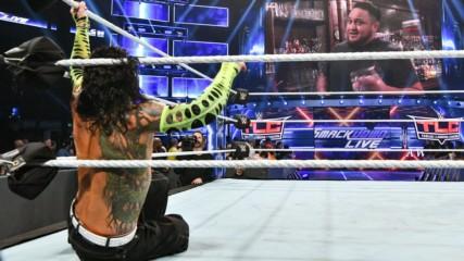 Jeff Hardy vs. Randy Orton: SmackDown LIVE, 4 December, 2018