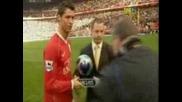 Кристиано Роналдо-просто най-добрия