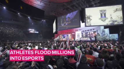 Did you know the famous athletes behind these mega Esports teams?