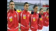 Преди световната квалификация Малта - Италия