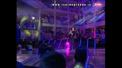Stefan Petrušić - Ostala si uvijek ista (Zvezde Granda 2010_2011 - Emisija 15 - 15.01.2011)