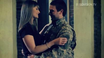 Софи Маринова - Любов без граници ( Love Unlimited) Евровизия 2012 ( Официално видео)