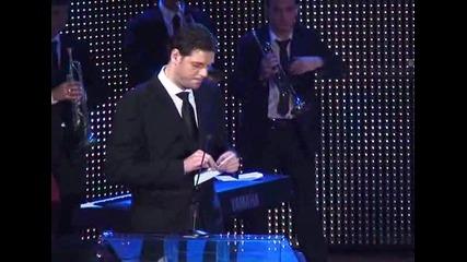 Димитър Бербатов Мъж на годината 2009