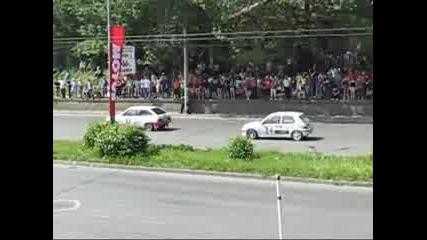 Рали Писта Русе - 2008