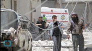 U.N. Security Council Condemns Attacks on Syrian Civilians