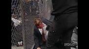 Undertaker & Steve Austin Vs. Mankind & Kane - Hell In A Cell - Raw Is War 15.06.98 [ H Q ]