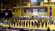 Сатовчанско хоро и Арап от Еремия на фестивала Болярско надигравате - Велико Търново