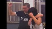 Vip Brother 3! Преславa пада и Ицо я хваща за гърдите!