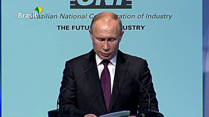 Brazil: World trade exploits unfair competition and sanctions – Putin to BRICS forum