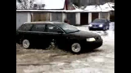 Audi A6 Vs Range Rover