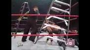 Jeff Hardy Vs Johnny Nitro