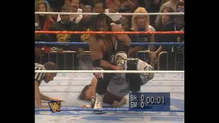 Wrestlemania 12 - Shawn Michaels vs Bret Hart част 2/2