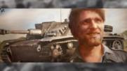 Най-добрия танкист през 2 Световна война - Курт Книспел