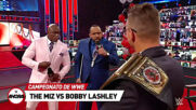 ESTA NOCHE en #RAW: WWE Ahora, Mar 1, 2021