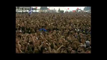 Disturbed - 10,000 Fists [rock Am Ring]