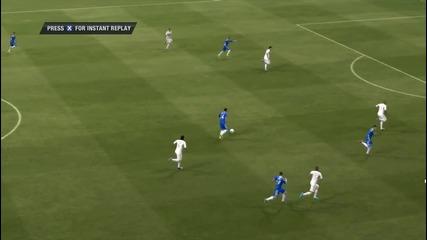 Компилация от голове на Fifa 12 - №4