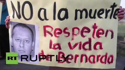 Nicaragua: Activists call for clemency for Nicaraguan on death row in Texas