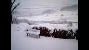 Много Сняг В Ардино