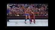 Wrestlemania 24 Shawn Michaels Vs. Ric Flair {Part 1}