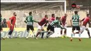 Михаил Венков направи резултата 3:0 за Морето срещу Локомотив Пловдив
