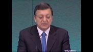 Барозу: ЕС не носи отговорност за политиката на икономии