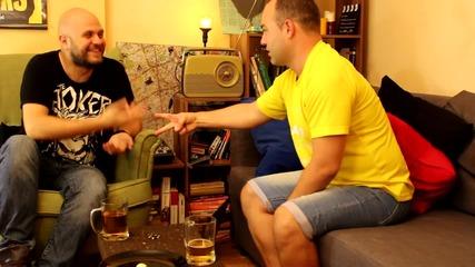 Иван Кирков и Ники Банков говорят за комедия и петък вечер