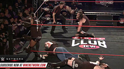 Renfrew & Gunn and The Kings of Catch go wild: ICW Fight Club 99 (WWE Network Exclusive)