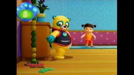 Специален агент Осо - Детски сериен анимационен филм Бг Аудио Епизод 19
