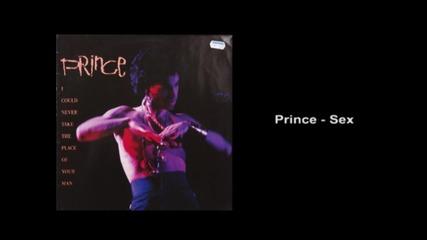 Prince - Sex