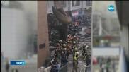 Бивш баскетболист е сред ранените на летището в Брюксел