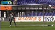 Синът на Робин ван Перси вкарва прекрасен гол