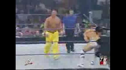 John Cena Vs. Usa Dragon Bryan Danielson