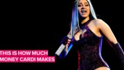 Cardi B is making some big bucks this summer
