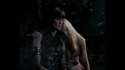 Xena And Gabby - I Lay My Love On You