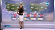 Прогноза за времето (19.06.2015 - централна)
