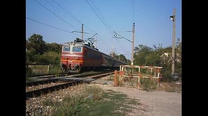 Бв1624 начело с локомотив 44099