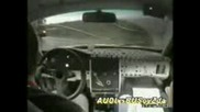 Катастрофа снимана от кола