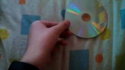 Чистилището с Кейси Афлек (2001) на DVD от Съни Филмс и DVD Mania (2002) в малка обложка