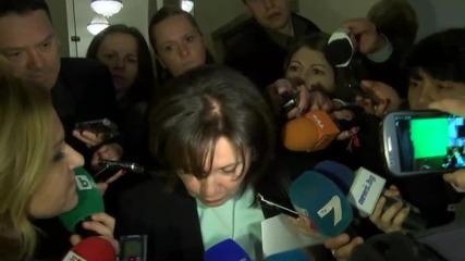 Бъчварова: Оставката на Вучков бе неочаквана